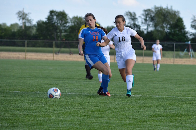 Edwardsburg shuts out Sturgis in Division 2 girls soccer district opener