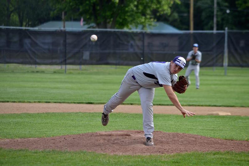 Three Rivers advances in Division 2 after pre-district baseball victory over Sturgis