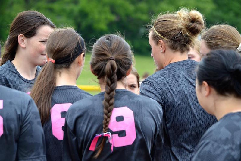 Late Heroics In Both Games Lift Three Rivers Softball Team Past Coldwater On Senior Night