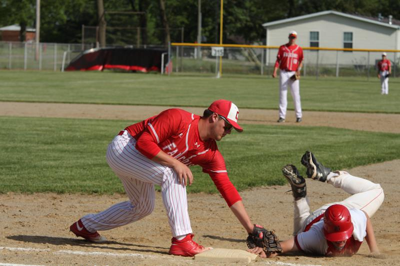 Constantine baseball bests Bangor twice