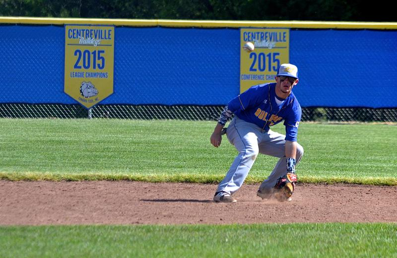 Meyers Automotive Services Baseball Player of the Week: Centreville's Brady Reynolds