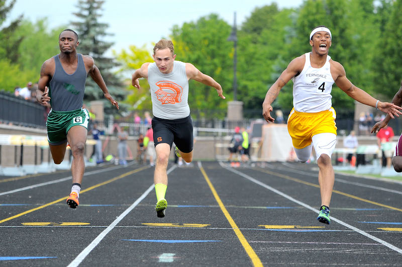 Sturgis' Sholl and Kinsey, Three Rivers' Fowlkes earn all-state at Division 2 track finals