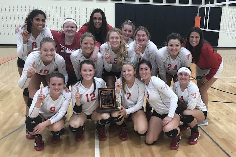 Volleyball Roundup: Constantine wins Marcellus Invite title, Mendon, Centreville and White Pigeon second at respective tourneys