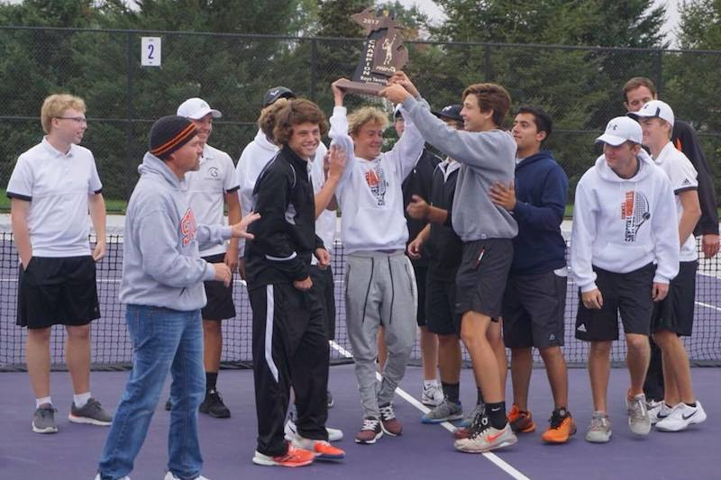 Sturgis tennis grabs first regional tennis title in over a decade