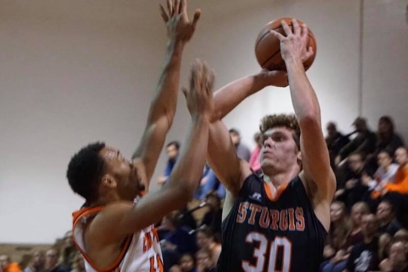 Gallery: Dowagiac boys basketball team does damage in middle quarters in win vs. Sturgis