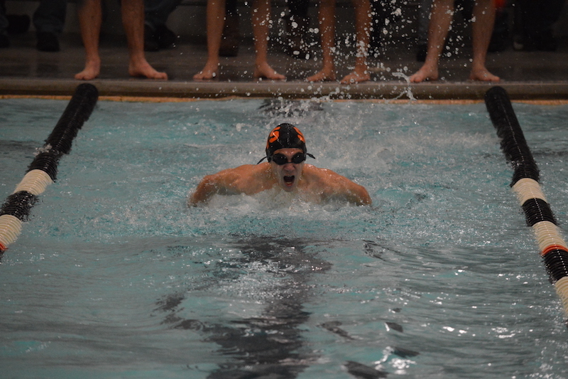 Swimming Gallery/Results: Sturgis vs. Harper Creek