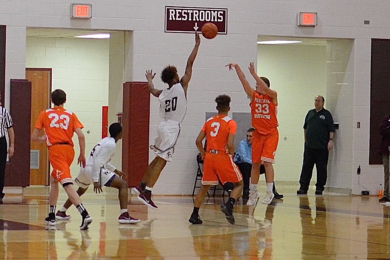 Jan. 9: Kalamazoo Central boys basketball vs. Portage Northern