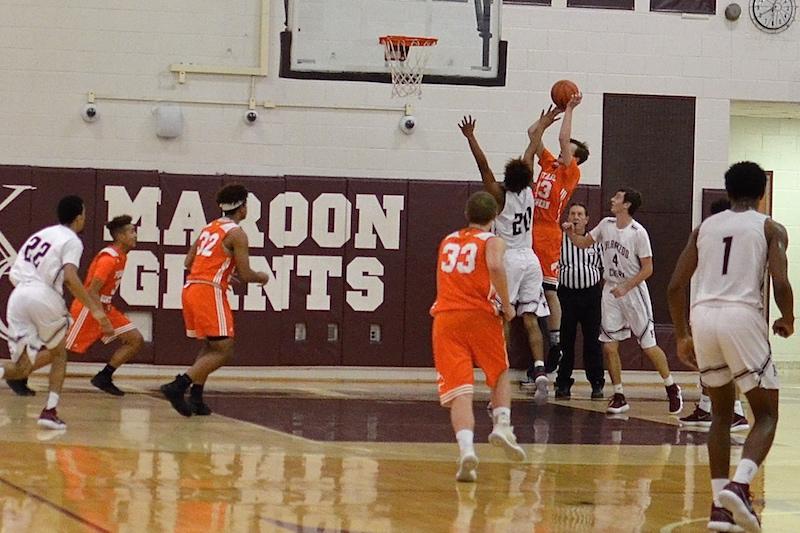 Jan. 9: Kalamazoo Central boys basketball vs. Portage Northern