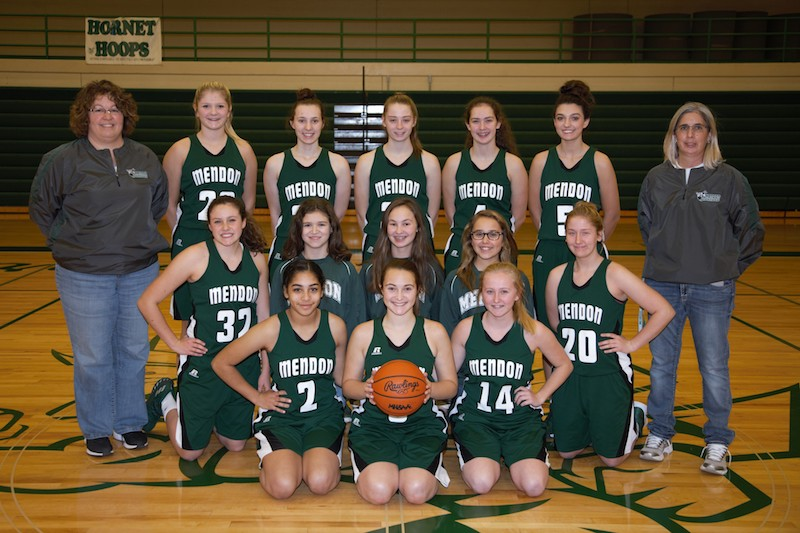 Kramer leads Lady Hornets to narrow hoops win over Colon