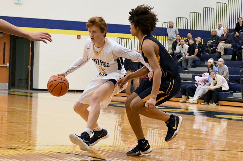 Kalamazoo County Boys Basketball Roundup: Jan. 16