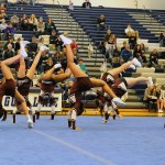 Gallery: Portage Northern, Gull Lake and Parchment claim top honors at Blue Devil Cheer Invite