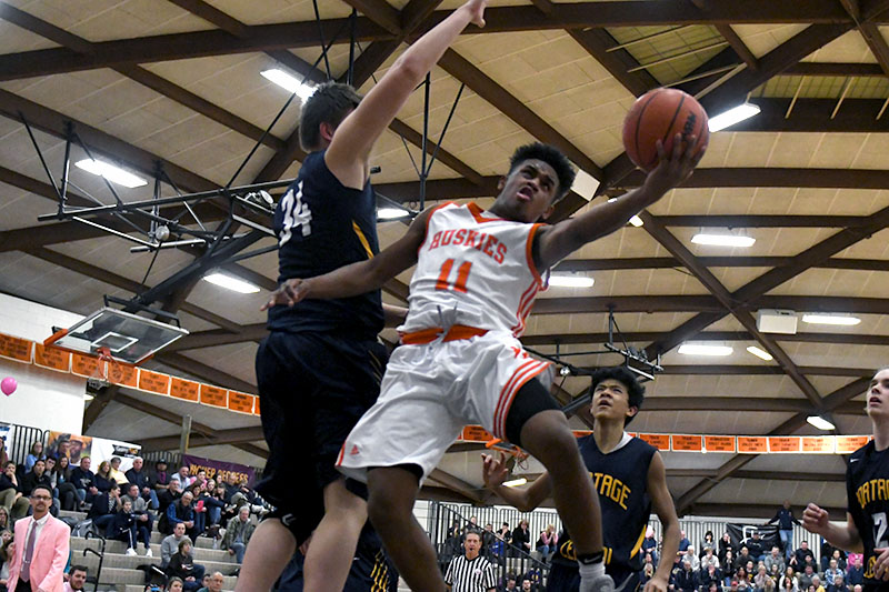 Portage Northern earns bragging rights in boys SMAC basketball win over rival Portage Central