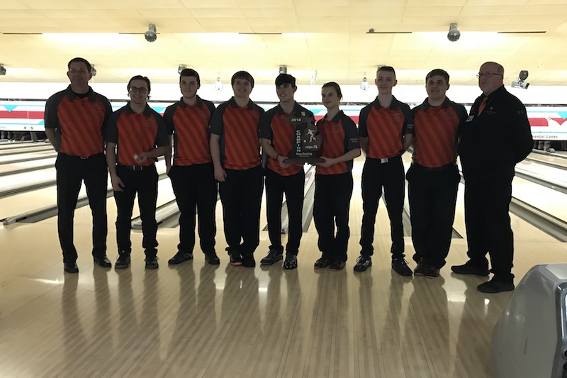 Sturgis boys win team bowling regional, Lady Trojans second to advance to the state finals