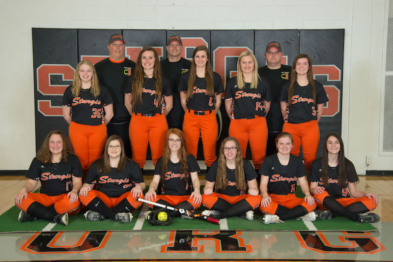 Sturgis and Dowagiac split in softball after big Game 1 by the Trojans