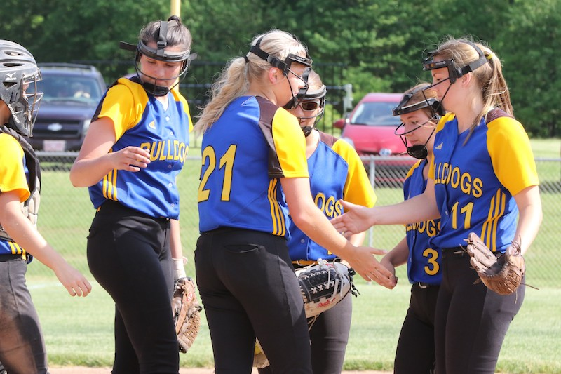 Kalamazoo/St. Joseph County Softball Roundup: May 23-26