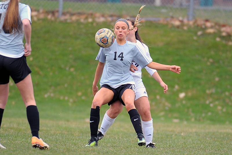Boland's Best One Girls Soccer Player of the Week: Sturgis' Emma Boland