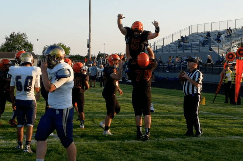 Video: Sturgis hammers South Haven to open 2018 football season