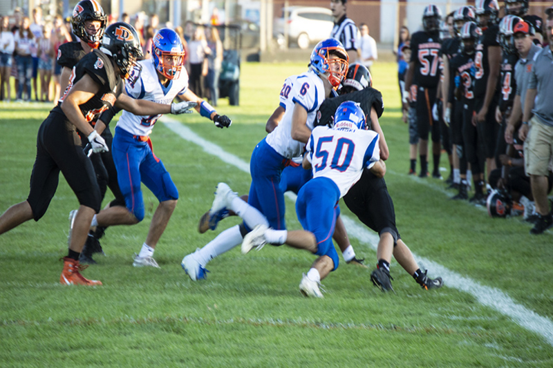 PREVIEW: Eddies host South Haven Rams Friday night
