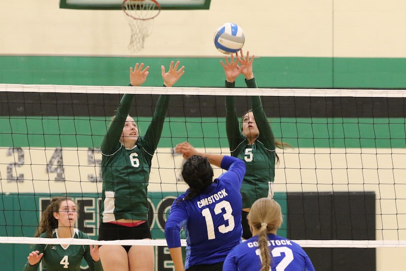 Volleyball Roundup: Oct. 16-20