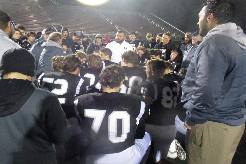 Video/Broadcast Replay: Kalamazoo United uses fourth quarter comeback to beat Schoolcraft 21-20