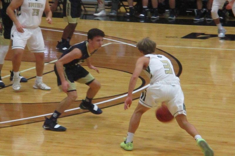 Third quarter sinks Hackett Catholic against Stoney Creek