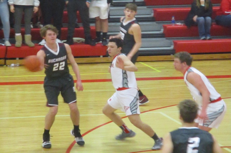 Free throws lift Buchanan to 59-51 comeback victory at Constantine
