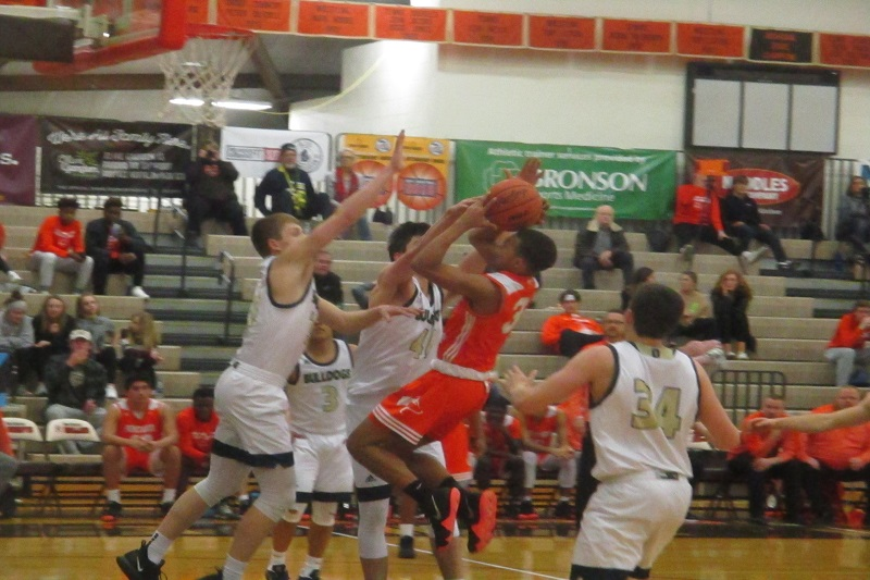 Otsego stays unbeaten with big second half at Portage Northern