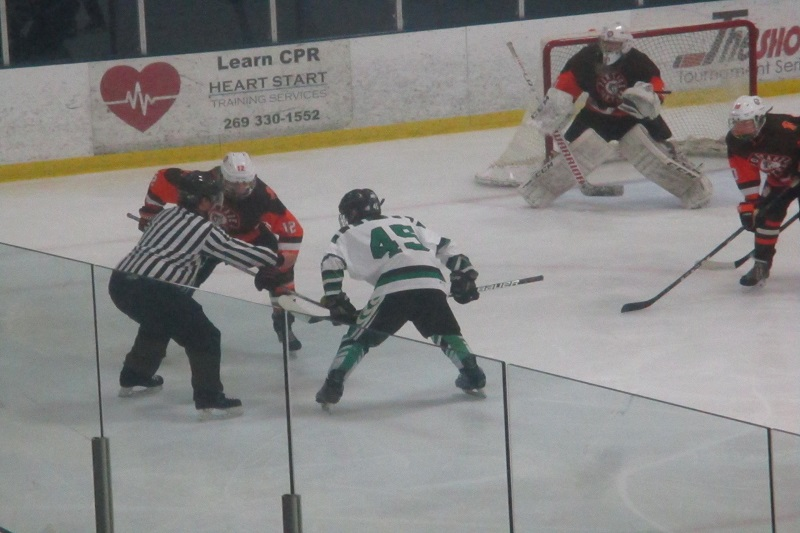 Blades outlast Huskies in 3-2 double overtime semifinal thriller