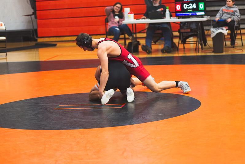 Sturgis Wrestling Tournament 2 2 2019-20