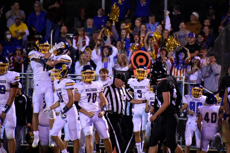 Gallery: Centreville takes 32-16 win at White Pigeon