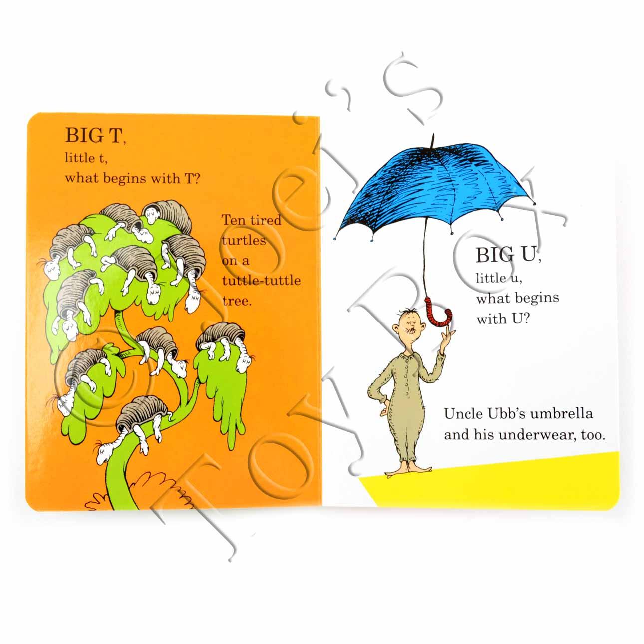 Dr Seuss S Abc By Dr Seuss Board Book Joei S Toy Box