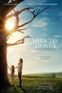 Miracles from Heaven movie poster
