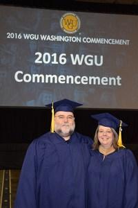 WGU Washington Commencement 2016