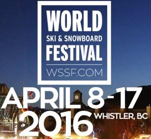 World Ski and Snowboard Festival logo