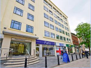 Global Shop Solutions UK Office