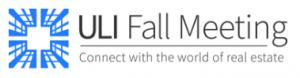 Urban Land Institute Fall Meeting