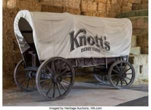Knott's Berry Farm Covered Wagon