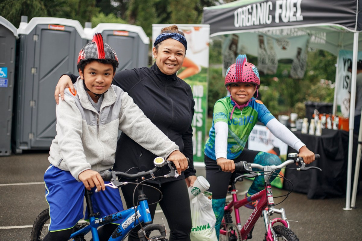 6th Annual Lake to Lake Bike Ride in Bellevue June 3, 2017