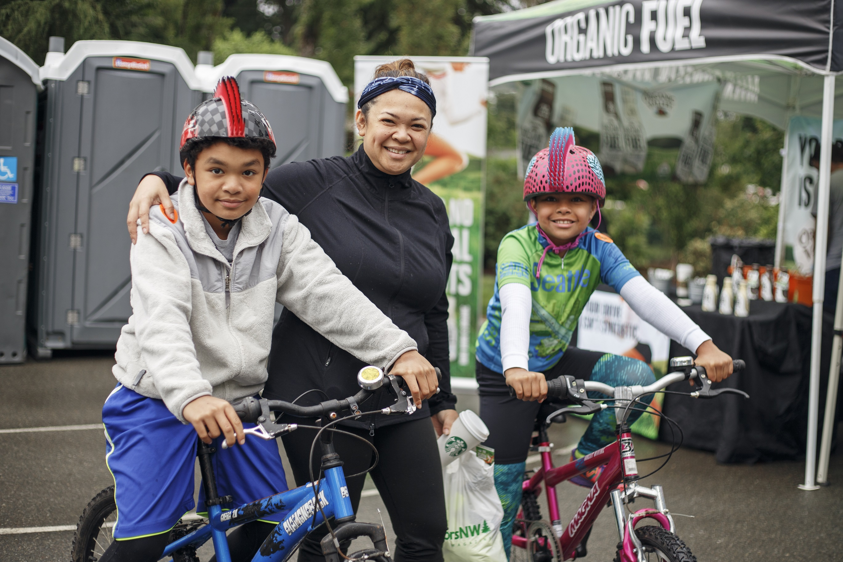 6th Annual Lake to Lake Bike Ride in Bellevue June 3, 2017