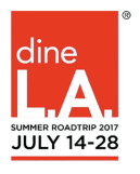 dine LA Summer Roadtrip 2017