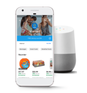 Google and Walmart Partnership to Battle Amazon