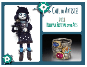 2018 Bellevue Festival of the Arts