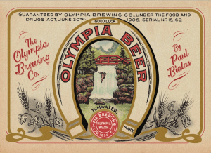 Olympia Brewing Company Book Cover