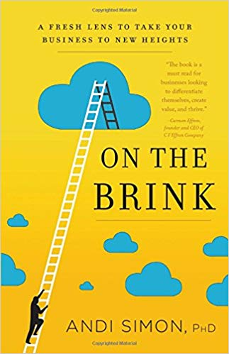 On the Brink by Andi Simon