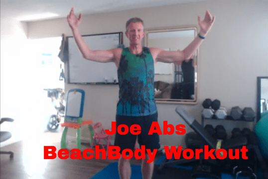 Joe Abs BeachBody Workout January 6 2019 – Tai Cheng