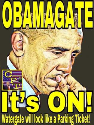 ObamaGates Its On Obama Goes Down for Treason - The American people deserve the truth.