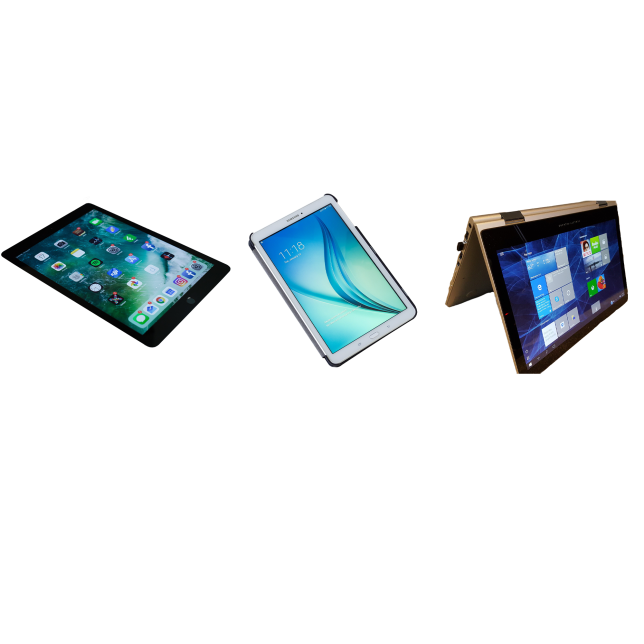 Ipad vs. Android Tablet vs. Windows Tablet