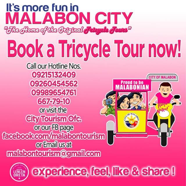 Malabon Tricycle Tour