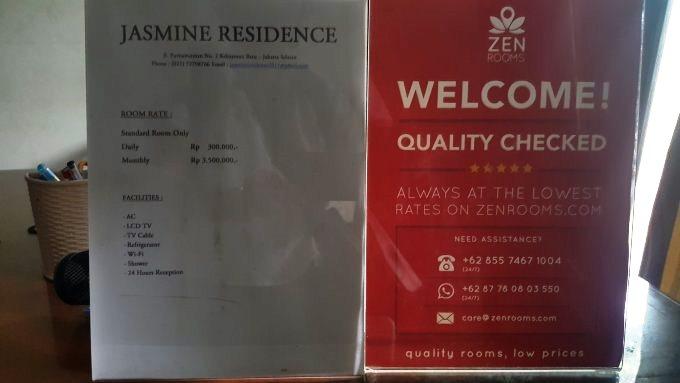 Jasmine Residence