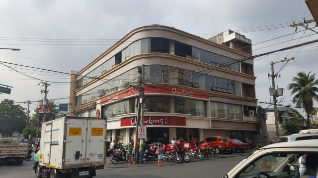 Chowking, open 24 hours, is located across GARV's Boutique Hotel